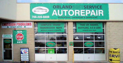 Orland best auto repair service Orland Park IL 60462